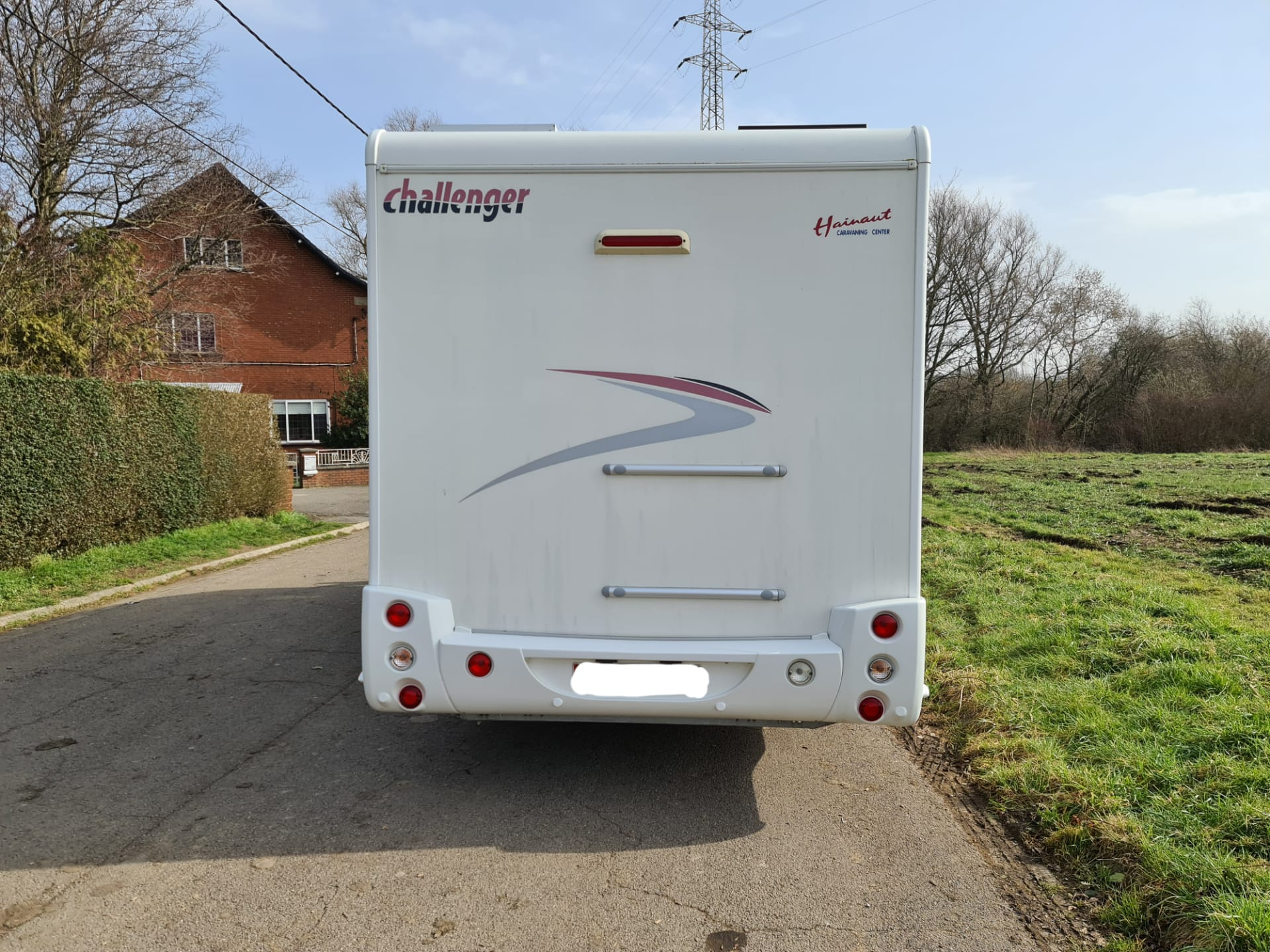 Challenger Genesis 69 EB